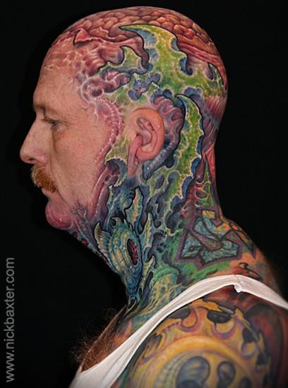 Tattoos - Jack VI - 50583