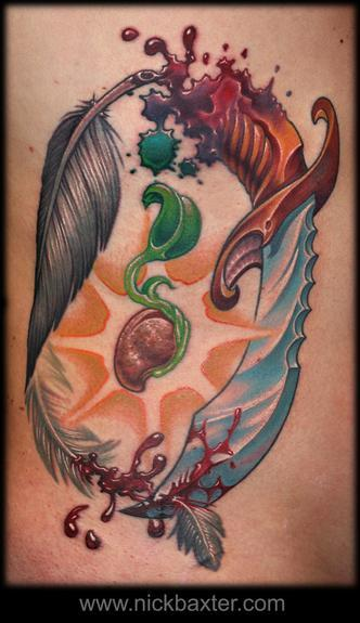 Tattoos - Eternal Creation - 53430