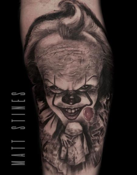 Tattoos - Pennywise - 132825