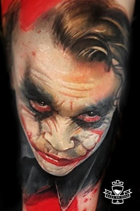 Tattoos - Joker - 99379