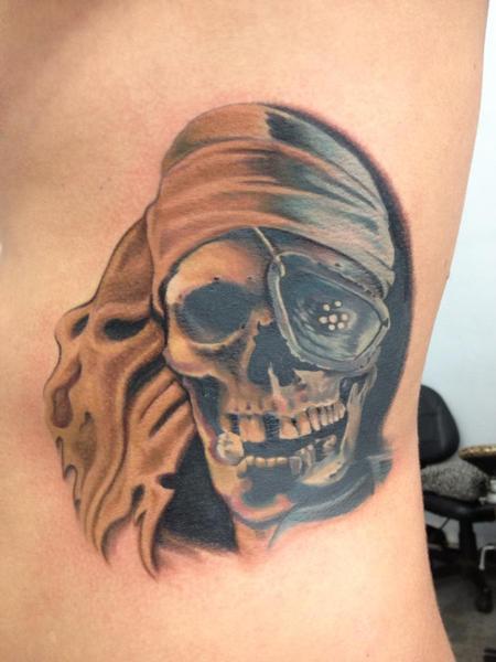 Tattoos - One Eyed Willie - 80908