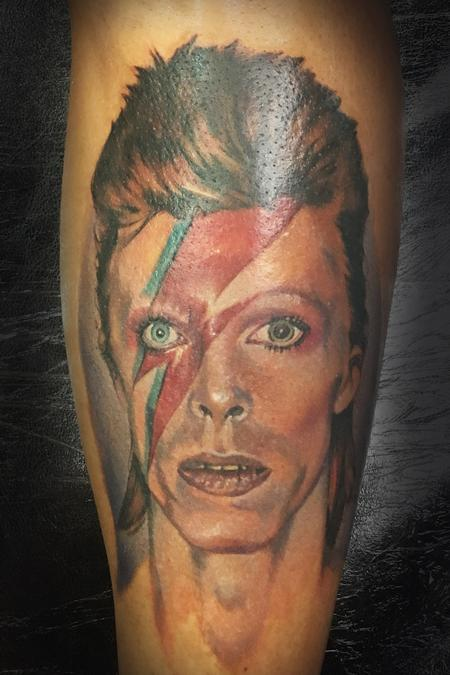 Tattoos - Ziggy Stardust - 128487