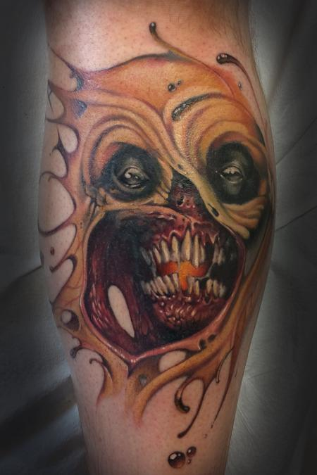 Tattoos - Monster! - 128538
