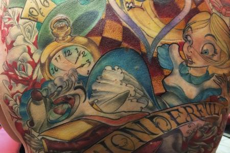Tattoos - Down the Rabbit Hole II - 128485