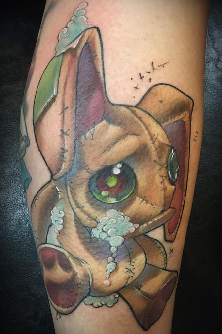 Tattoos - Sarah's Bunny - 128531