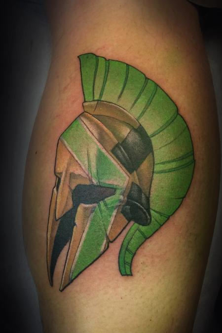 Tattoos - Spartan - 128527