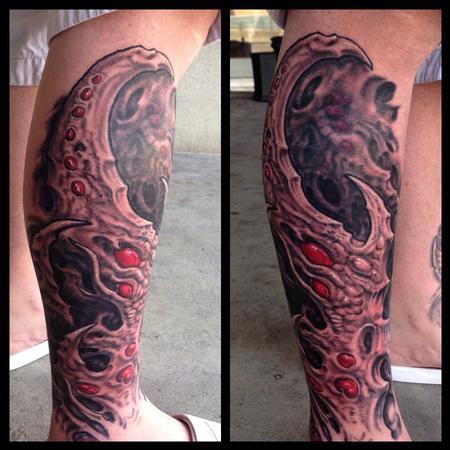 Tattoos - Hellmech  - 102428