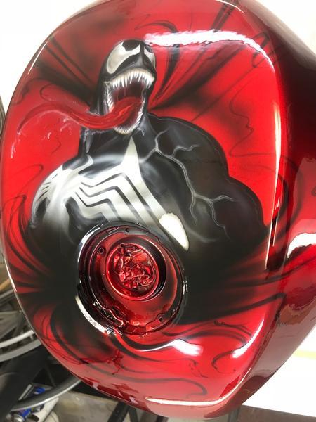 Steve Phipps - Venom