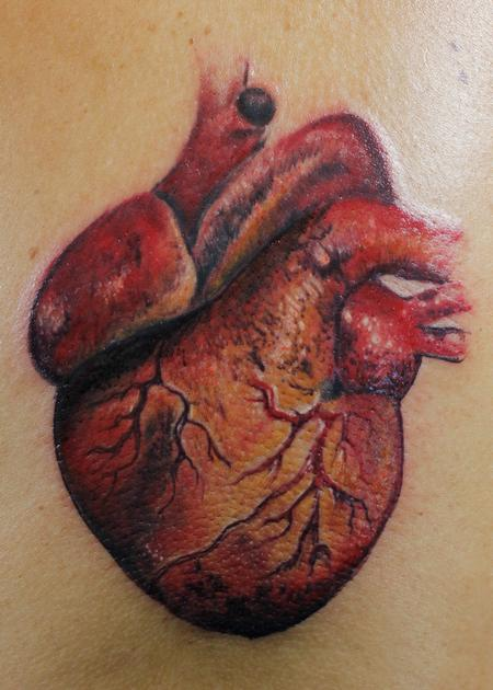 Tattoos - Cor Anterior - 140042