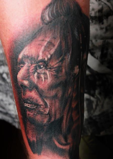 Tattoos - Wisdom - 115983