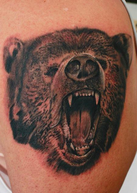 Tattoos - Grizzly - 119148