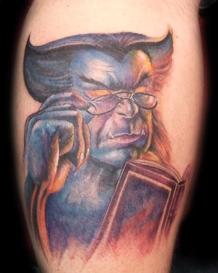 Tattoos - Beast - 77361