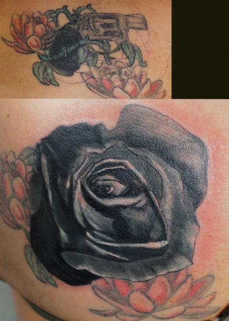 Tattoos - Carley's Cover Up - 127568