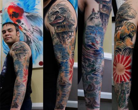 Tattoos - Charles - 137789