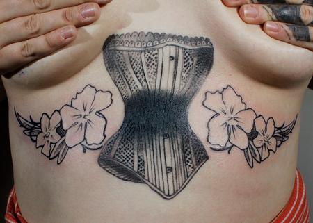 Tattoos - Corset & Oleanders - 138375