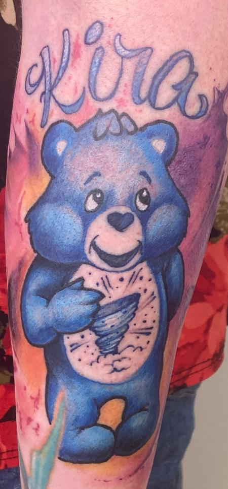 Tattoos - Care Bear - 142686