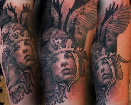 Tattoos - Ezekiel 1 - 139817