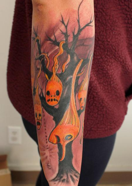 Tattoos - Fran Bow - 141418