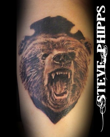 Tattoos - Grizzly Bear - 77354