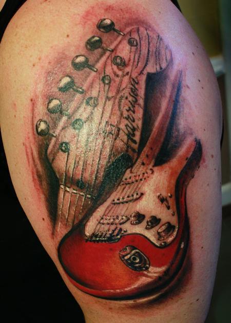 Tattoos - Harrison - 119147