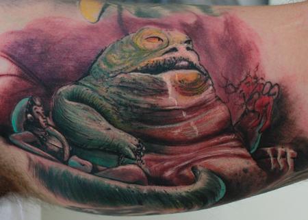 Tattoos - Jabba The Hut - 119778