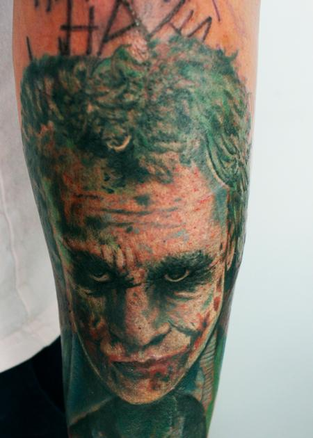 Tattoos - Joker - 141906