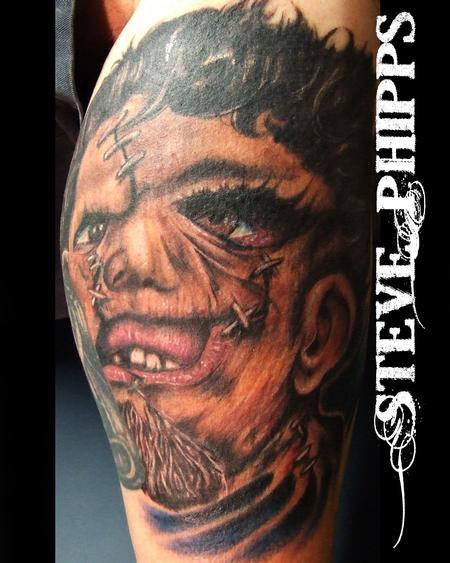 Tattoos - Bubba Sawyer - 77370