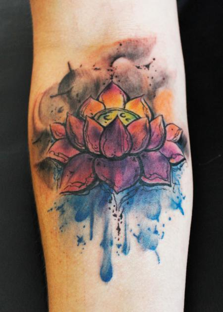 Tattoos - Lotus - 133287