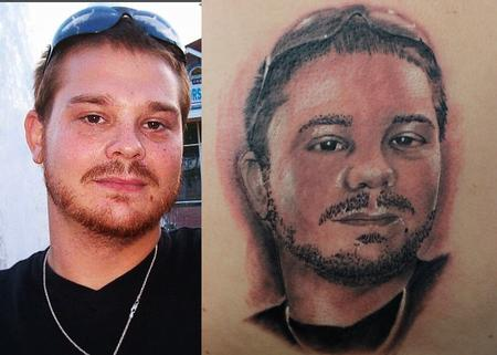 Tattoos - Tribute to Tim - 132494