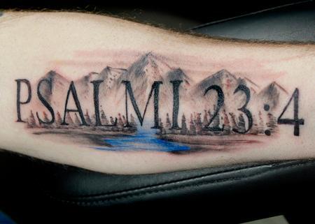 Tattoos - Psalmi - 137898