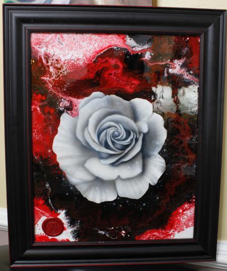 Steve Phipps - Galaxy Rose