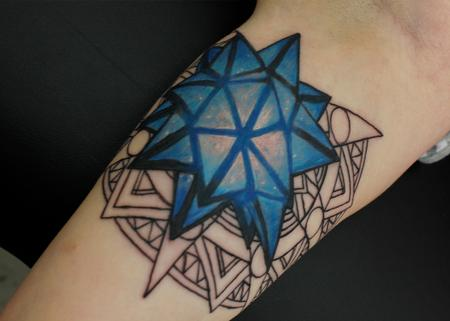 Tattoos - Moroccan Star Lantern - 132834