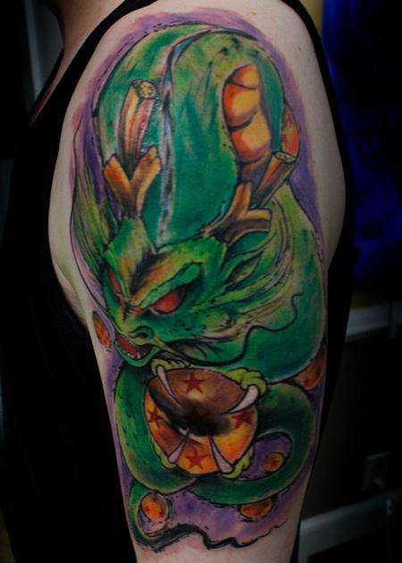 Tattoos - Shenron - 134093