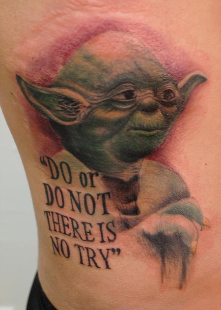 Tattoos - Jedi Master - 123551
