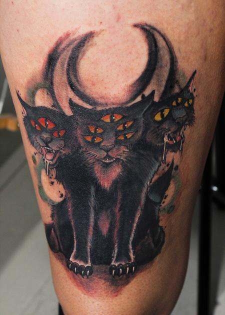 Tattoos - Khoshekh - 128728