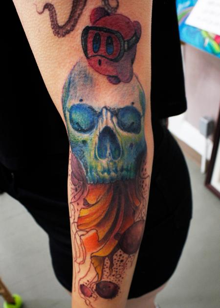 Tattoos - Skullyfish - 133720