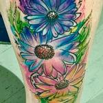 Tattoos - Flower Splashj - 138149
