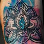 Tattoos - Lotus Gem - 138314