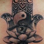 Tattoos - Hamsa - 132665
