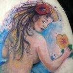 Tattoos - Mermaid - 141408