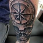 Tattoos - Skull Banger - 133021