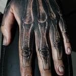 Tattoos - Skeleton Hand - 134287