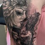 Tattoos - Huginn and Muninn - 138632