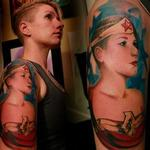 Tattoos - Wonder Woman - 111339
