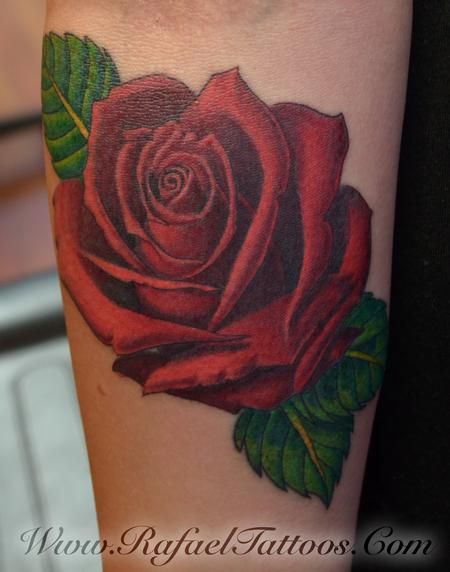 4fb55391fc7f5 Rose From Dr. Who Tattoo by Capone: TattooNOW :