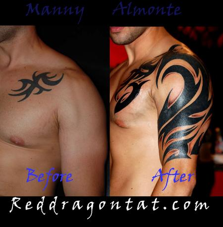 Manny Almonte - Tribal Coverup