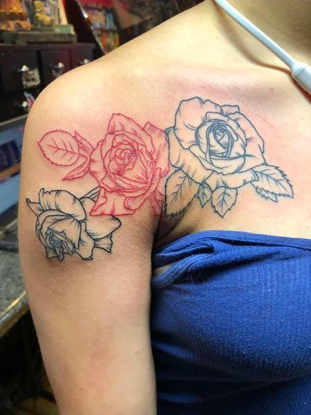 Joe Meiers  - Roses