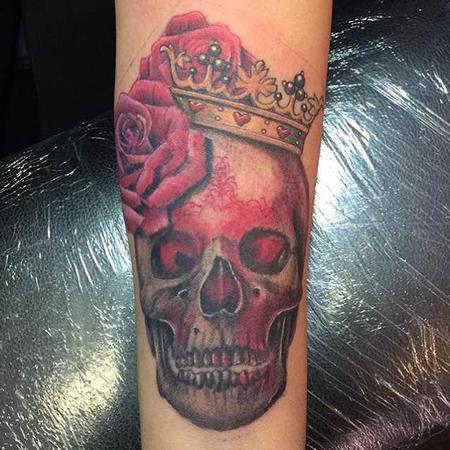 Joe Meiers  - Skull