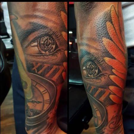 Manny Almonte - Eye