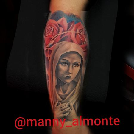 Manny Almonte - Holy Roses